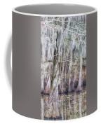 Cypress Dance - Jo Ann Tomaselli Coffee Mug by Jo Ann Tomaselli