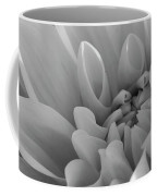 Dahlia In Monochrome Coffee Mug