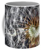 Dandelion Seed Pod Coffee Mug
