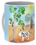 Dare To Be Different Coffee Mug by Teresa Epps