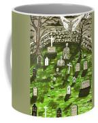 Dark Angel Of The Night Coffee Mug
