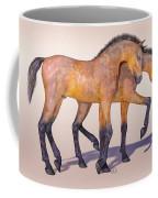 Darling Foal Pair Coffee Mug