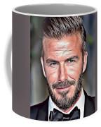 David Beckham Coffee Mug