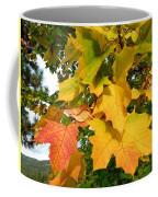 Days Of Autumn 24 Coffee Mug