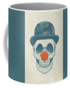 Dead Clown Coffee Mug
