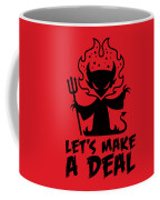 Deal With The Devil Yoga Mat