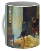 Death Of Imelda Lambertatstsi Coffee Mug