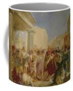 Death Of Virginia Study Coffee Mug