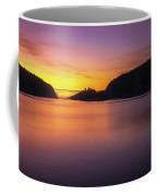Deception Pass Sunset Serenity Coffee Mug