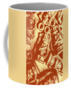 Decoratively Historic Coffee Mug