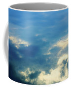 Deep Blue Sky Coffee Mug