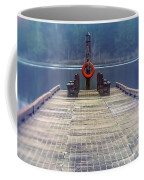 Deep Lake Dock  Coffee Mug