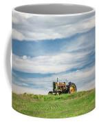 Deere On The Hill Coffee Mug