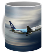 Delta Air Lines Boeing 767-332 Coffee Mug