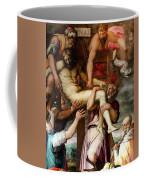 Deposition From The Cross Coffee Mug