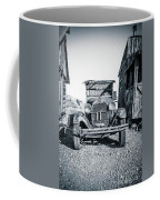 Depression Era Dust Bowl Car Coffee Mug