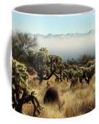 Desert Winter 1 Coffee Mug