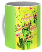 Desertly Decorated Coffee Mug