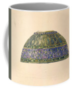 Design For Floral Lamp  Louis Comfort Tiffany American, New York 1848-1933 New York Coffee Mug