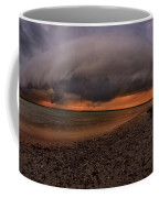 Detroit Point Storm Moving In Coffee Mug