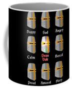 Deus Vult Coffee Mug