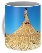 The Desert Of The Royal Bardenas Coffee Mug