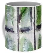 Digital Abstract N14. Coffee Mug by Clyde J Kell