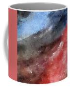 Digital Abstract N15. Coffee Mug by Clyde J Kell