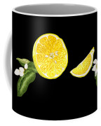 Digital Citrus Coffee Mug