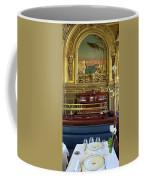 Dining At Le Train Bleu Coffee Mug