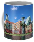 Disney Dolphin Hotel Coffee Mug