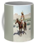 Distant Village, 1890 Coffee Mug
