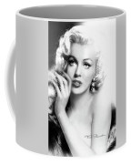 Diva Mm Bw Coffee Mug