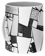 Divided Shapes Coffee Mug