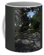 Dixie Highway In Micanopy Florida Coffee Mug