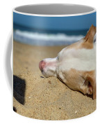 Dog Daze Of Summer Coffee Mug by Lora J Wilson