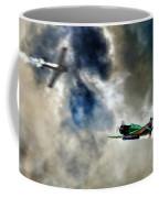 Dogfight Coffee Mug