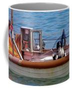 Doggone Fishin Coffee Mug