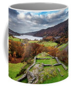 Dolbadarn Castle View Coffee Mug