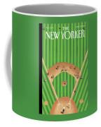 Double Play Coffee Mug