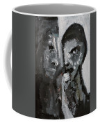 Double Portrait Coffee Mug