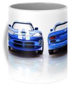 Double The Sting Coffee Mug