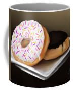 Doughnut Life Coffee Mug