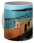 Downhill To The Harbour Coffee Mug