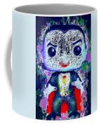 Dracula Pop Coffee Mug by Al Matra