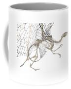 Dragon Skeleton  Coffee Mug