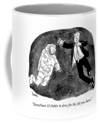 Dress For The Job Coffee Mug