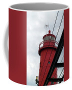 Dressed In Red Coffee Mug by Michelle Wermuth