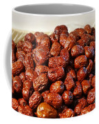 Dried Chinese Red Dates Coffee Mug