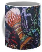 Drumbeat Coffee Mug
